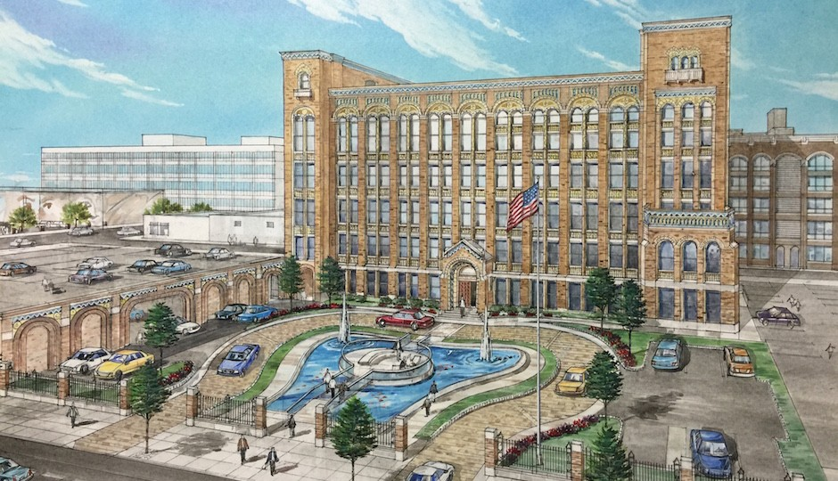 950 x 540 - Mural Art Lofts rendering from February 2015