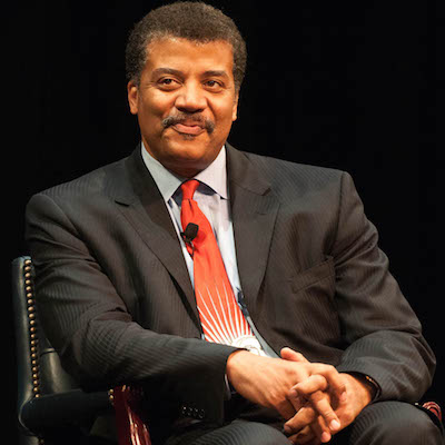 Neil deGrasse Tyson will host an evening of discussion at TK on TK.