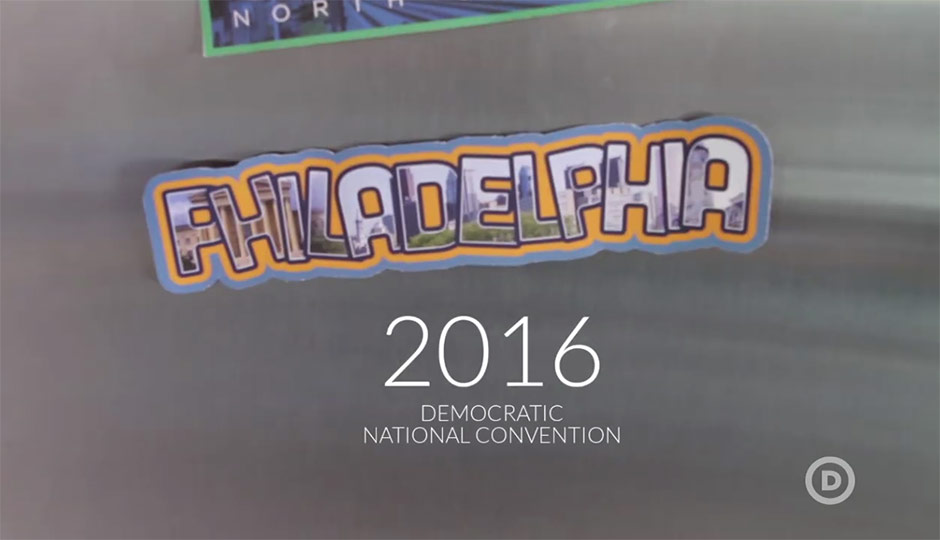 Philly DNC announcement