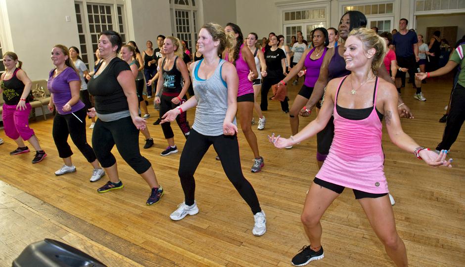 Philly Dance Fitness   Photo by Avi Steinhardt