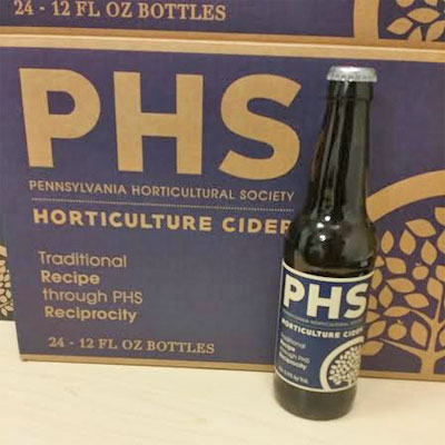 PHS Cider | Photo by HughE Dillon
