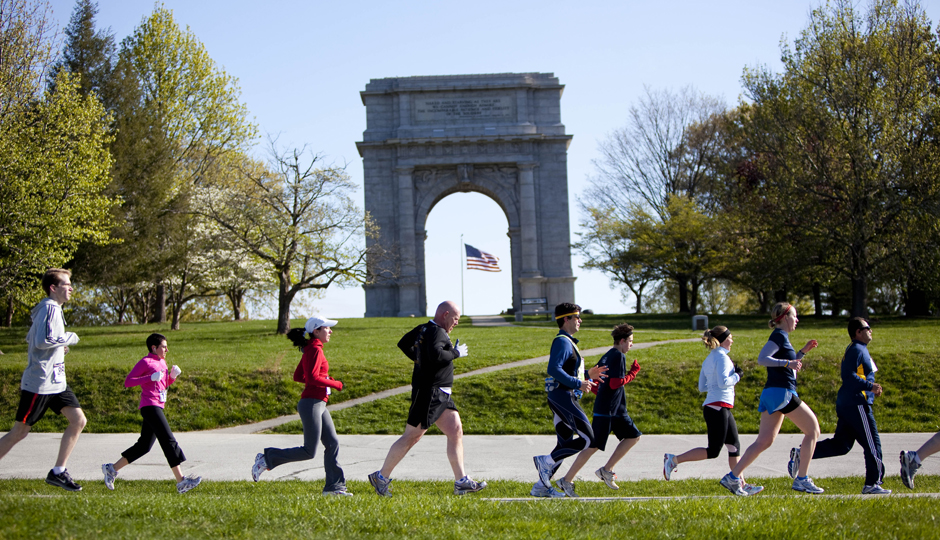 Best Philadelphia Fitness Events: Valley Forge Revolutionary Run | Photo courtesy Valley Forge Tourism & Convention Board