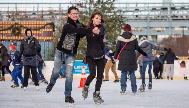 Sweetheart Skate at Blue Cross RiverRink.