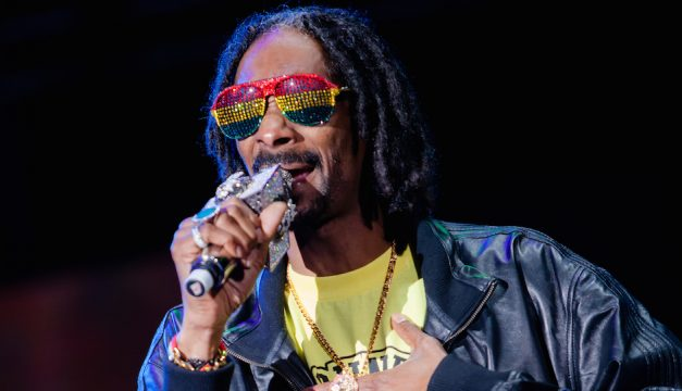 Snoop Dogg's High Road tour stops in Philly this week.