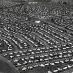 Suburban sprawl was born in Levittown, and it continues to grow in the Philadelphia region.   Shutterstock.com