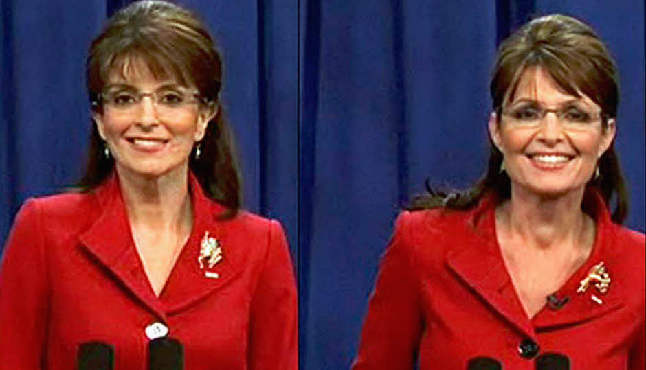 tina fey sarah palin saturday night live 40th
