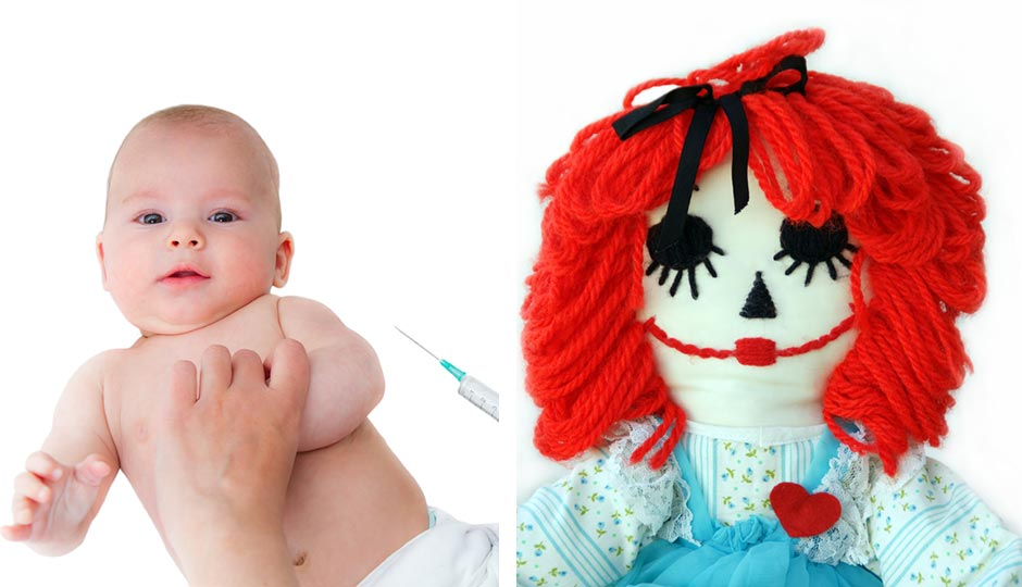The Strange Link Between Raggedy Ann and the Anti Vaxxers