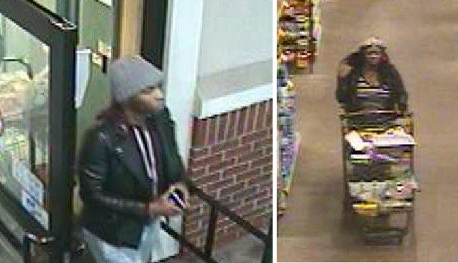 Cherry Hill Wegmans surveillance photos