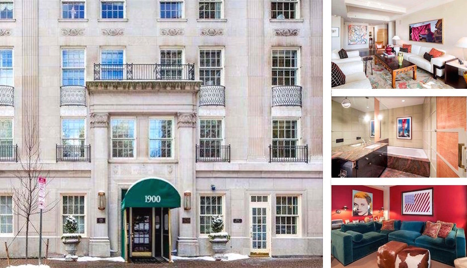 TREND images via BHHS Fox & Roach - CC Rittenhouse Hotel.
