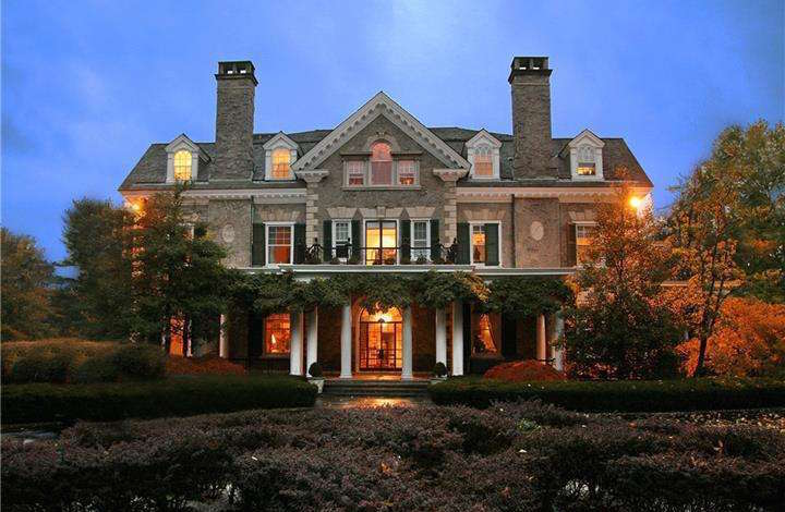 Homes With Names Sydbury House A Wynnewood Jewel By