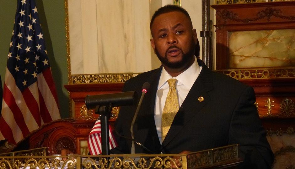 Councilman Curtis Jones. Photo   City Council Flickr