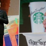 Starbucks CEO Howard Schultz speaks at the coffee company's annual shareholders meeting in Seattle on March 18th.