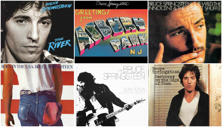 Springsteen Releasing 7 Album Remasters On Record Store Day