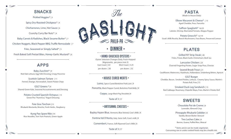 GaslightSpringMenu