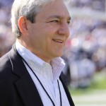 Former Penn State President Graham Spanier is one of three former university officials charged with child endangerment in the Jerry Sandusky case.