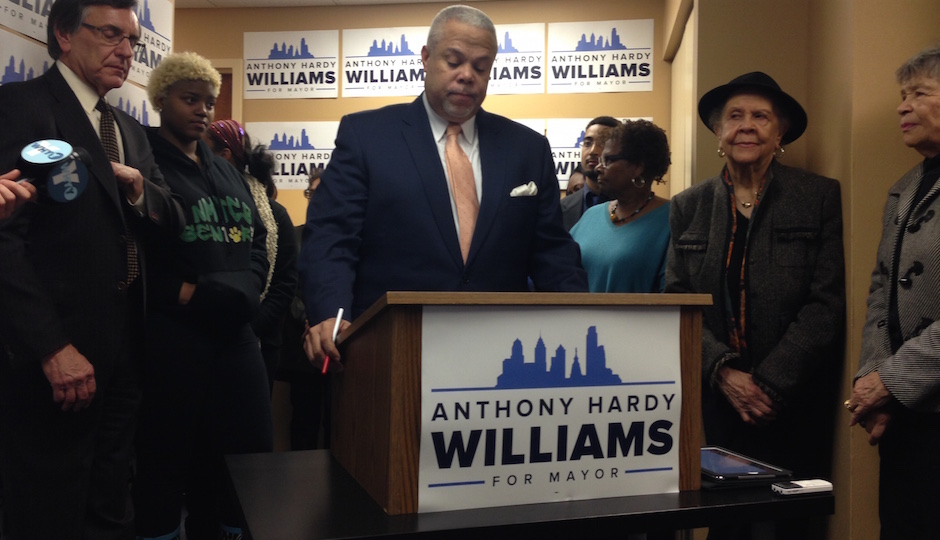 State Sen. Anthony Williams   Photo Credit: Holly Otterbein