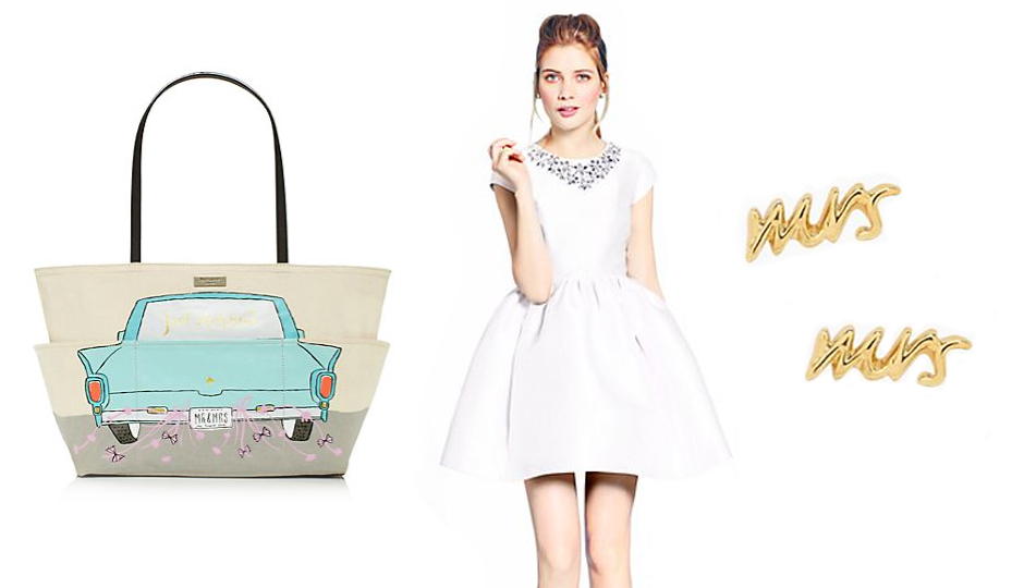 Kate Spade Is Having a Surprise Wedding Sale Until Midnight Tonight ...