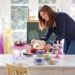 Janet Bernstein makes playrooms fit for a tea party. Photograph by Courtney Apple