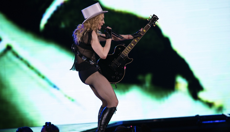 Madonna is headed to the City of Brotherly Love this month. Photo via Shutterstock.