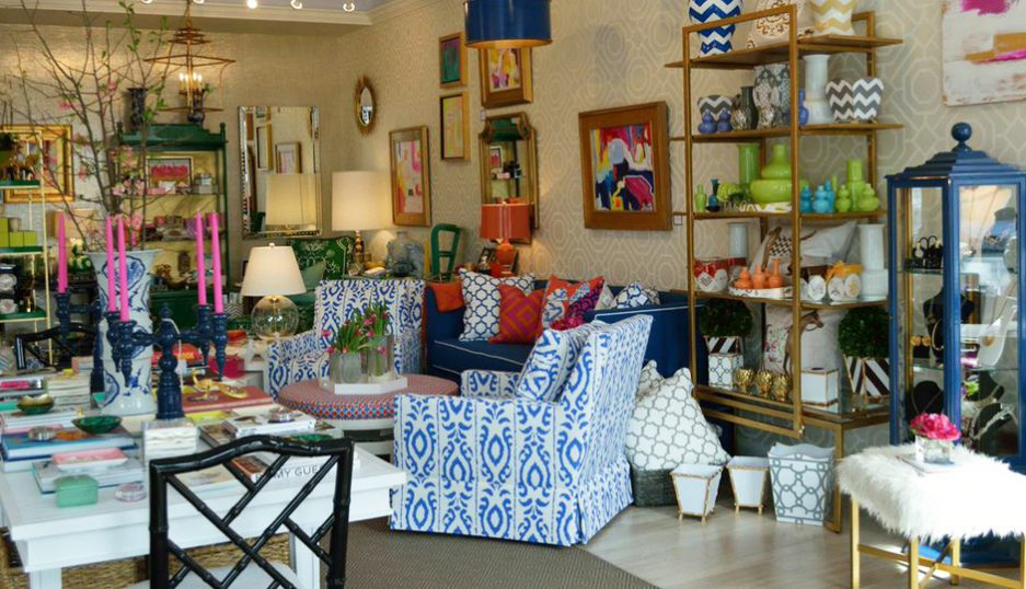 pics inside the blue octagon the main line s brand new home and gift shop philadelphia magazine. Black Bedroom Furniture Sets. Home Design Ideas