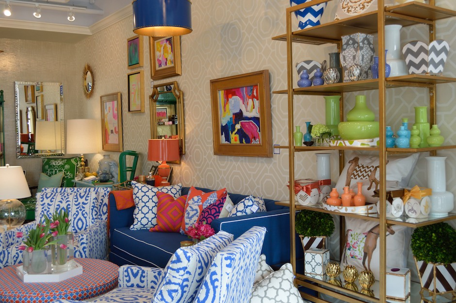 Malverns new home decor boutique the blue octagon has bridal