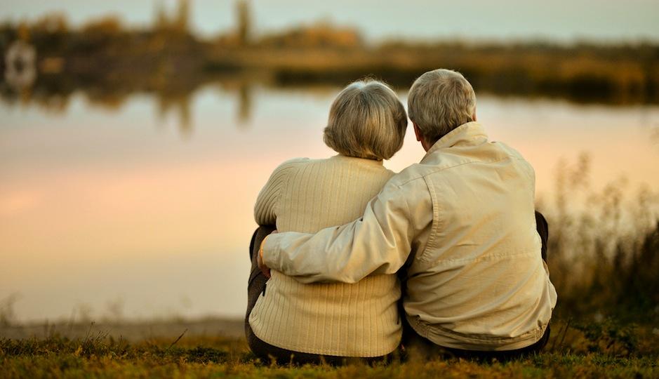 PW-elderly couple