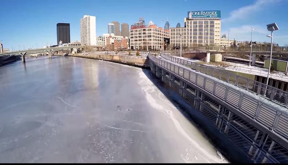 940 x 540 drone screenshot winter