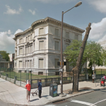Burk Mansion | Google Street View, Sept. 2014