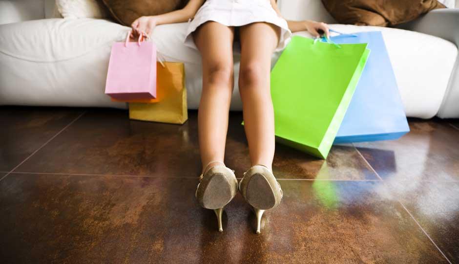 Tired-shopper