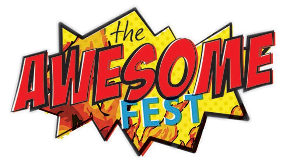 Awesome Fest logo