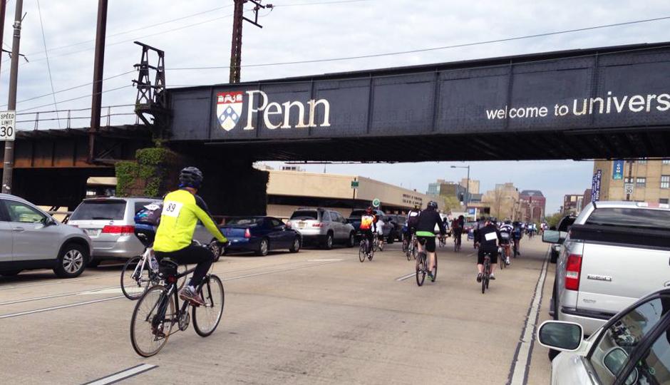Penn Medicine's Million Dollar Bike Ride