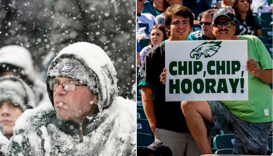 Photos | Howard Smith, USA Today Sports (left); Jeff Fusco (right)