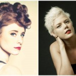 Kiesza (left) photo by  Meredith Truax.