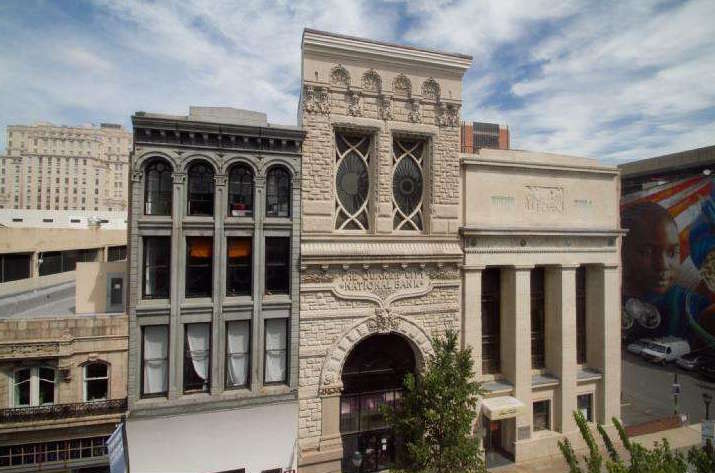 Quaker City National Bank is getting some attention: TREND photo via BHHS Fox & Roach-Center City Walnut