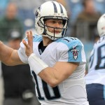 Jake Locker. Jim Brown / USA Today