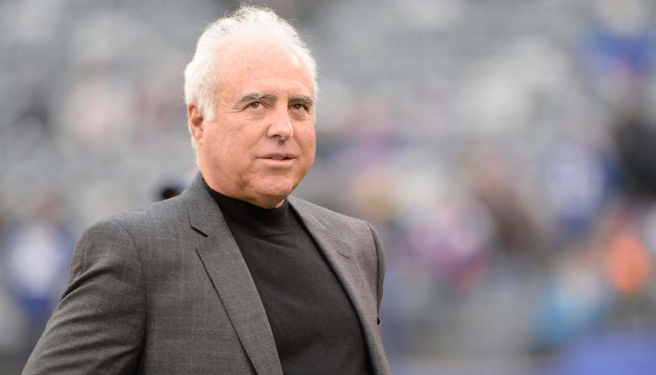 Jeffrey Lurie. (USA Today Sports)