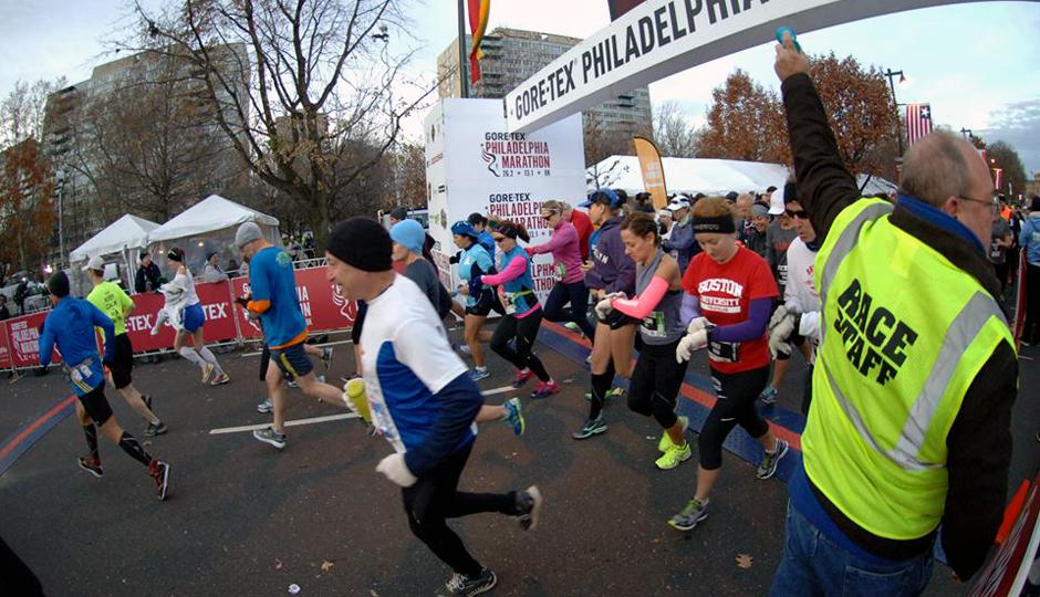 Philadelphia Marathon | Photo via Facebook