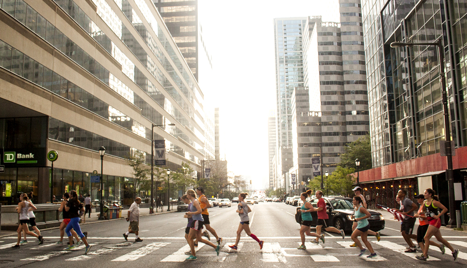 philly runners