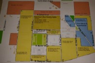 Recent developments will fill in some of the squares on the PHA's Sharswood redevelopment map. Filling in the rest will take a while longer. | Map: PHA