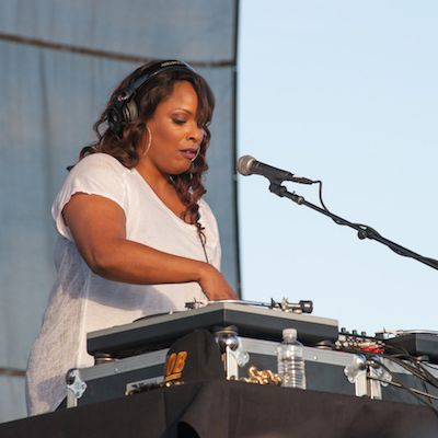 DJ Spinderella brings her turntables to Philly to help Y-HEP celebrate its 20th anniversary. | Shutterstock.com