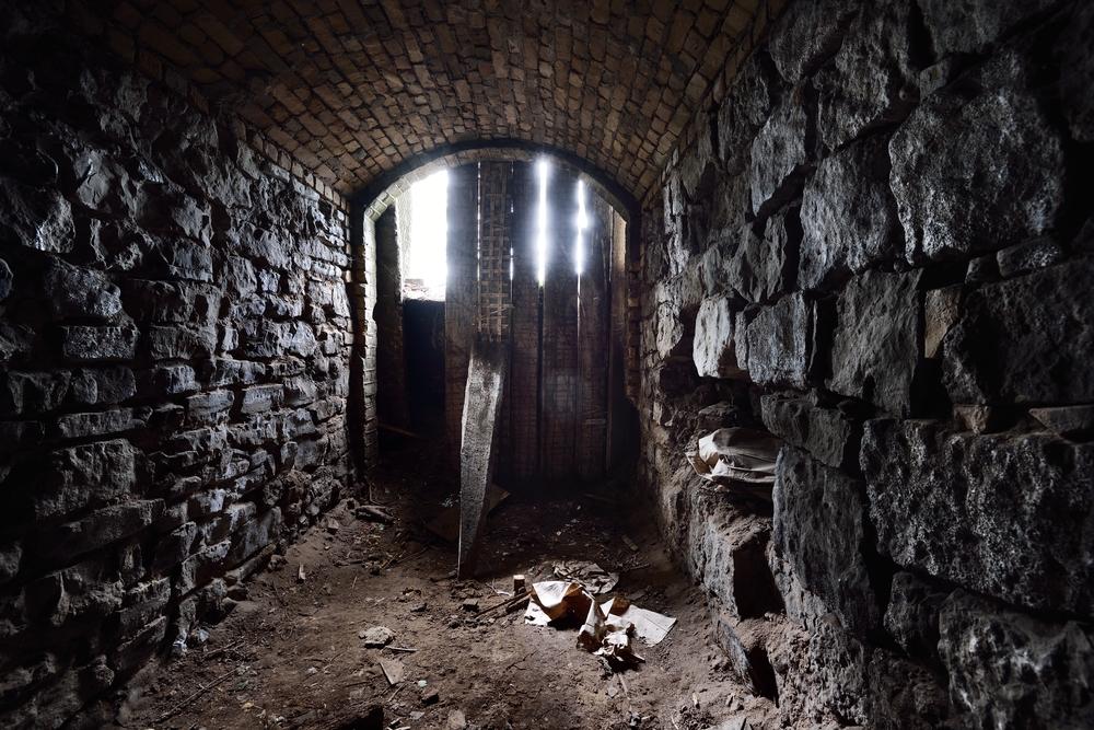 Philadelphia book dungeon