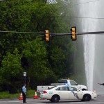 2009 water main break