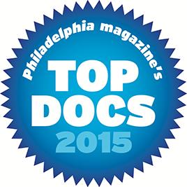 Top Docs 2015 badge