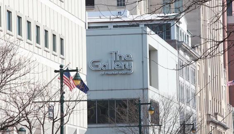 Macerich co-owns The Gallery with PREIT | Photo: discoverPHL