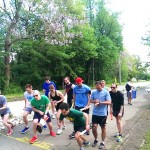 26 x 1 Mile Marathon Relay 2014 | Photo via Facebook