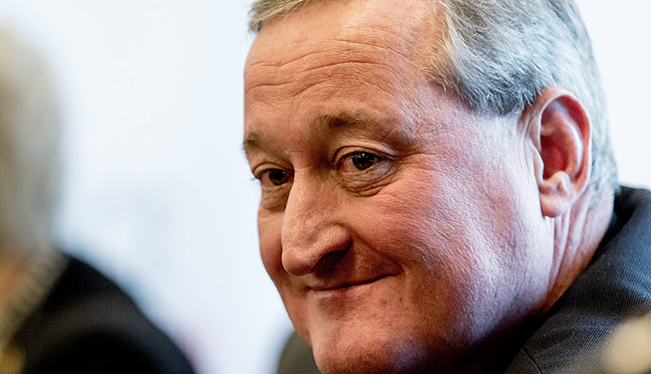 Jim Kenney | Photo by Jeff Fusco.