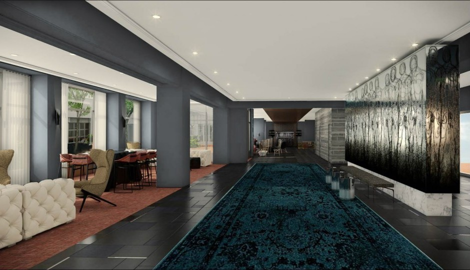 The new lobby | Courtesy: Sage Hospitality Group