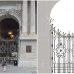 The new City Hall gates. | Renderings and designs from Vitetta.