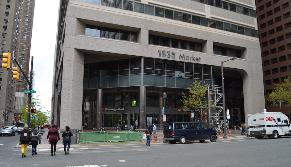 1835 Market could get some new glassy storefronts. | Photo: James Jennings