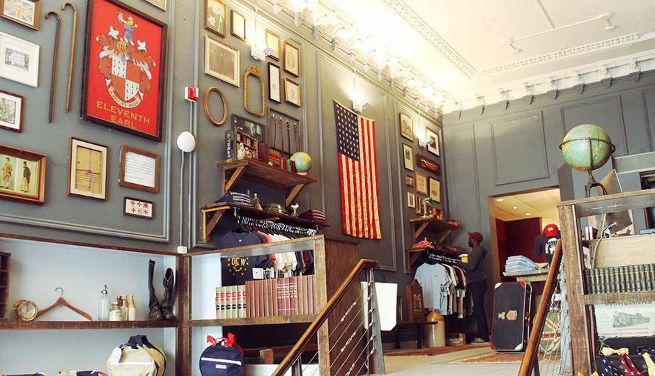 Duke & Winston headquarters | Photo by Victoria Stern